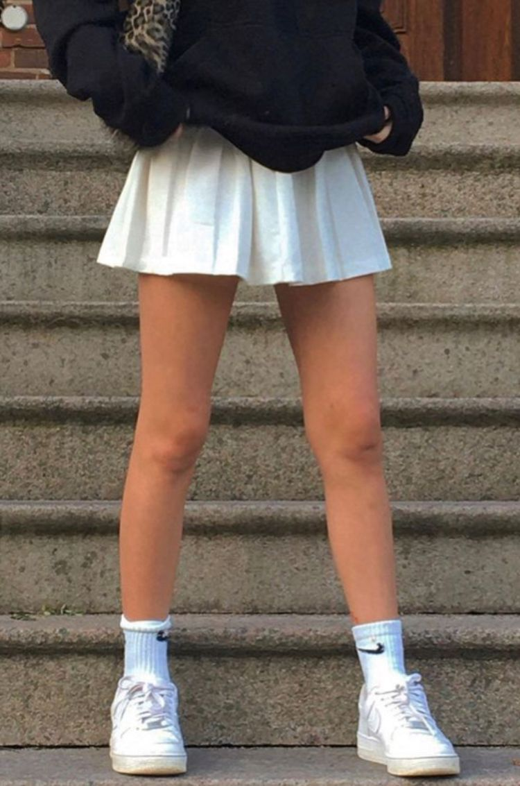 Pinterest Oliviamariko In 2020 Casual Outfits Tennis Skirt Outfit Cute Casual Outfits