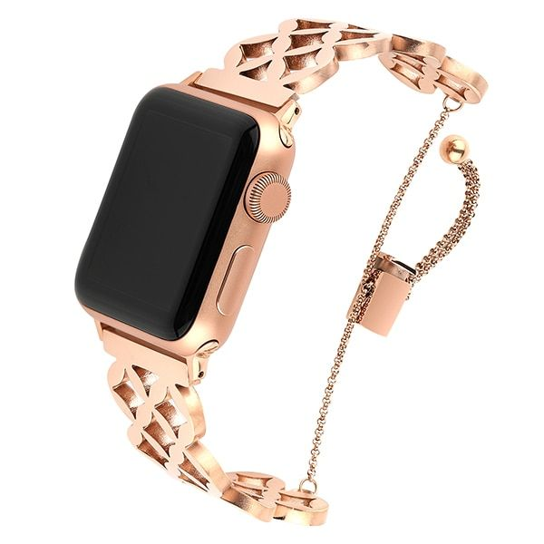 Apple Watch Series 5 4 3 2 Band, Stainless Steel Strap