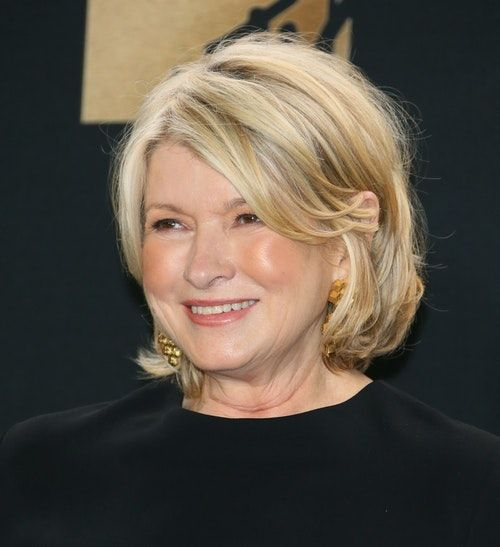 How Martha Stewart Manages to Make 75 Look 45