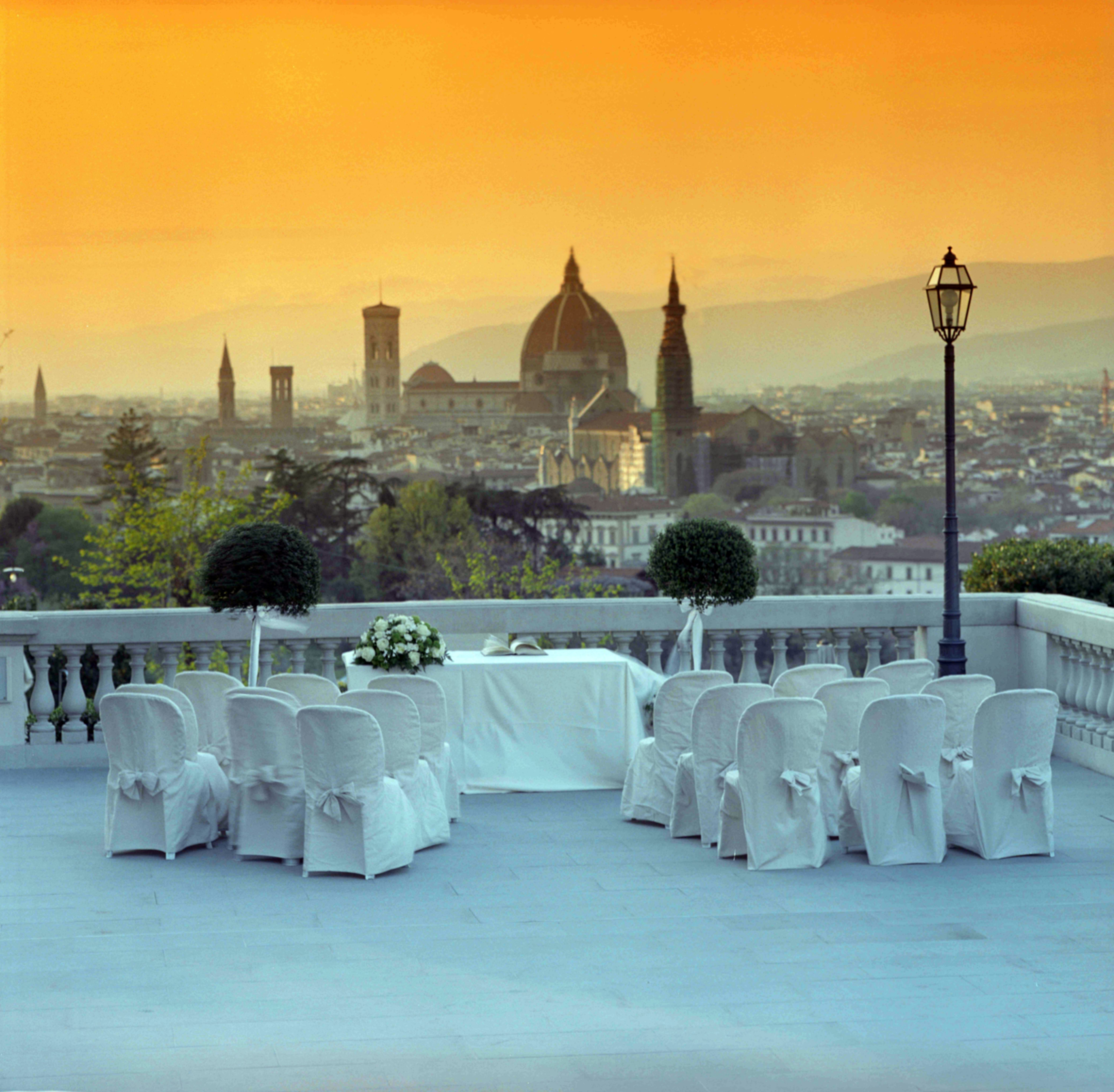 The perfect dream wedding in Florence