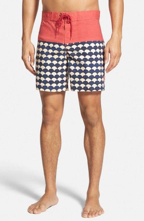 f0caf6af37 Deus Ex Machina Men's Tugu Scales Board Shorts | Clothing | Must See ...