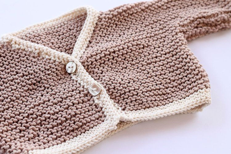 8 Baby Knitting Patterns For Spring | Handy Little Me ...