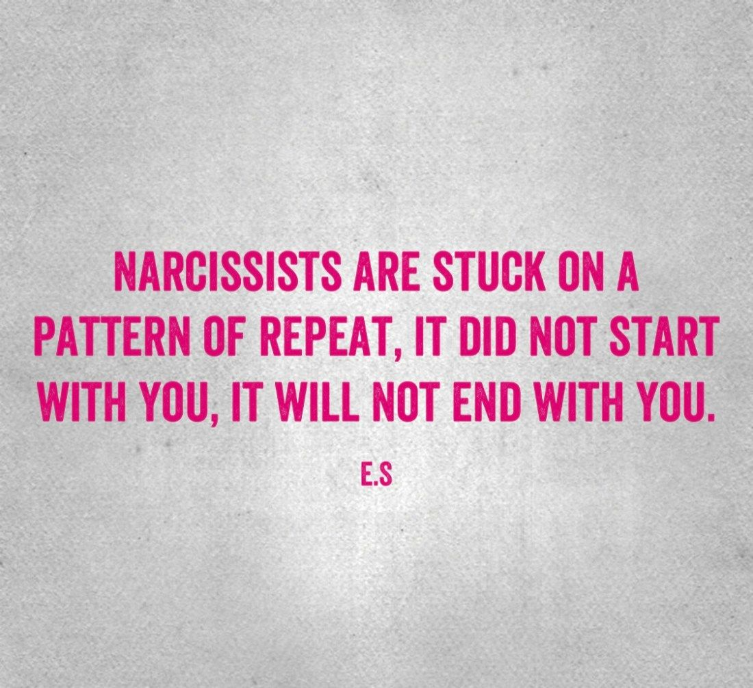 The Most Common Patterns Of Behaviour From The Narcissists