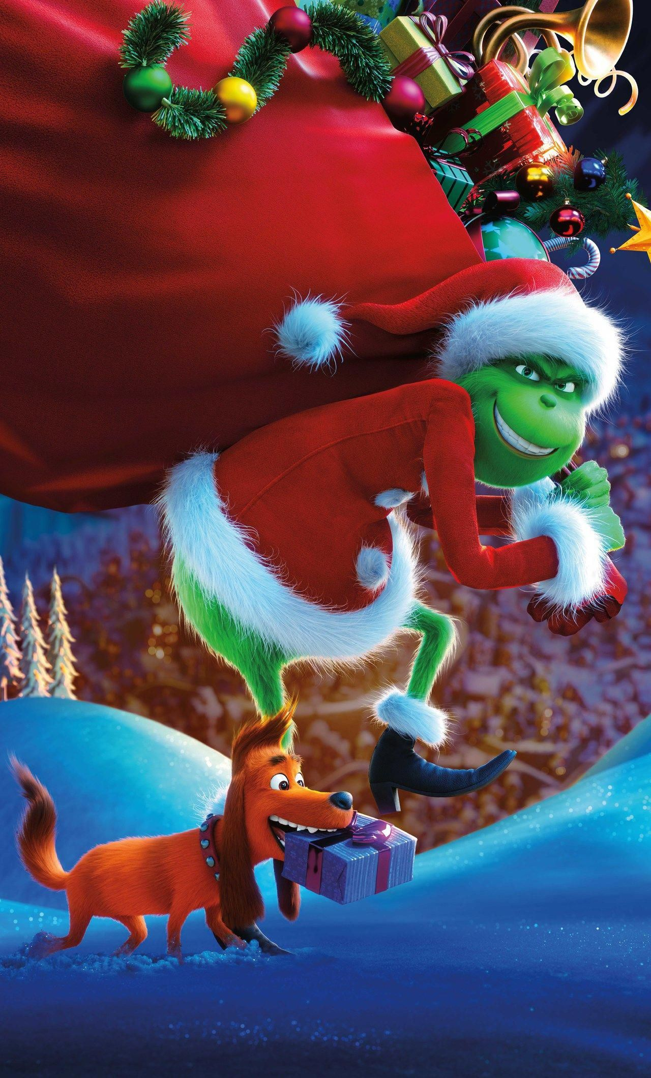 Image Result For The Grinch Iphone Wallpaper Iphonewallpaper The Grinch Movie The Grinch Full Movie Wallpaper Iphone Christmas