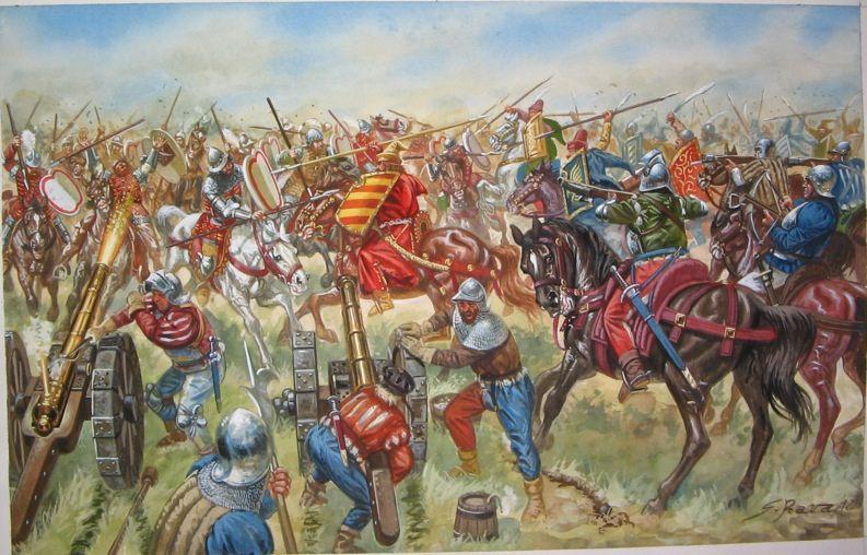 The Battle of Ravenna