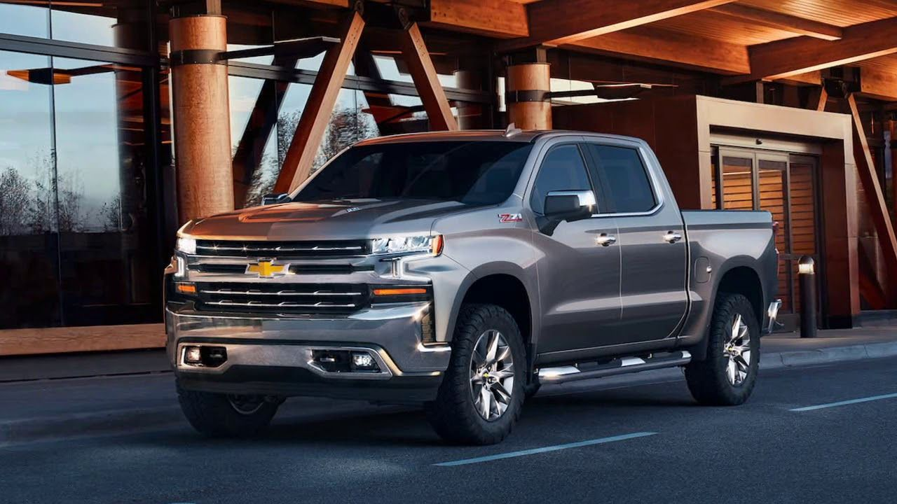 Amazing 2019 Chevy Silverado 1500 Overview Personally We Think