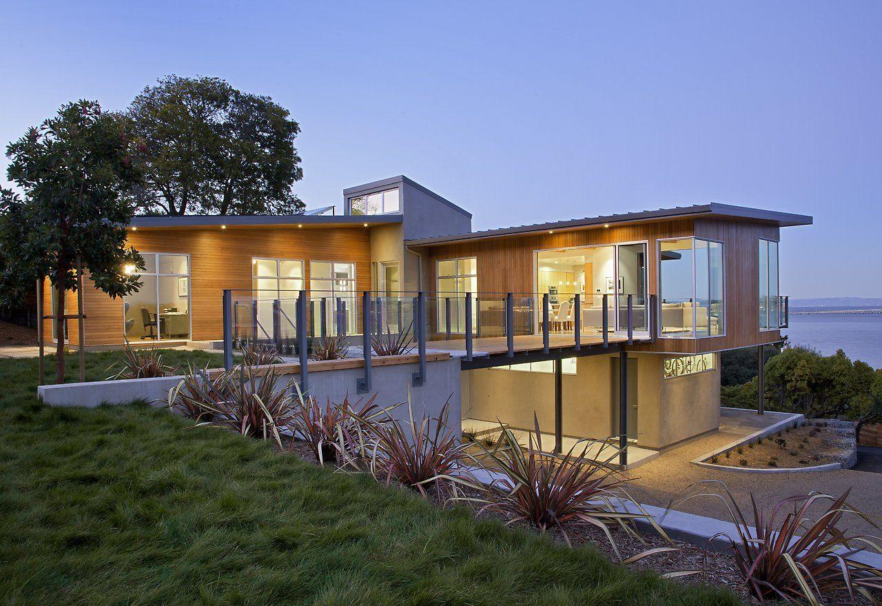 Butler Armsden Architects 집 건축 집 디자인