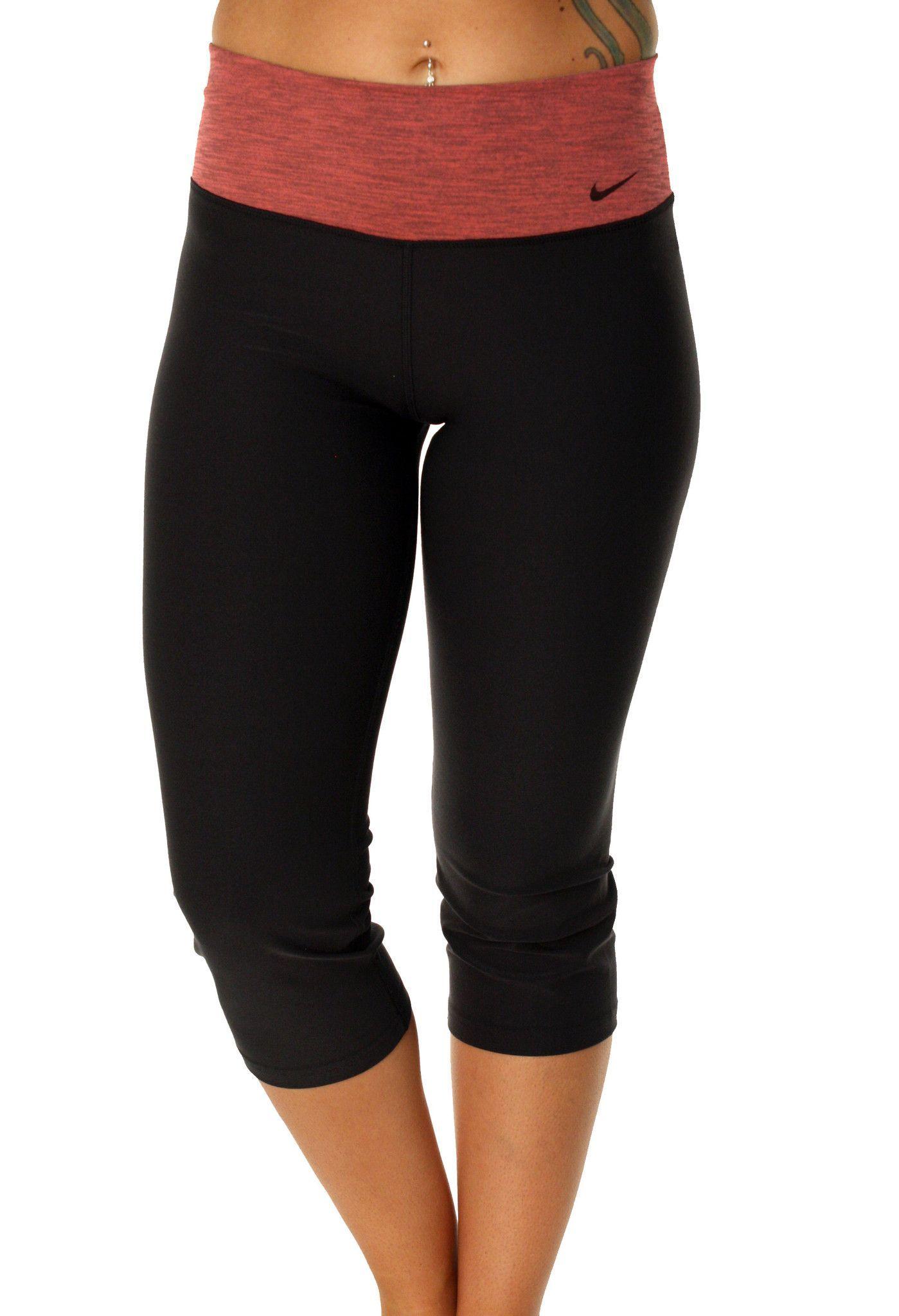 Nike womens drifit stay cool slim fit training capri