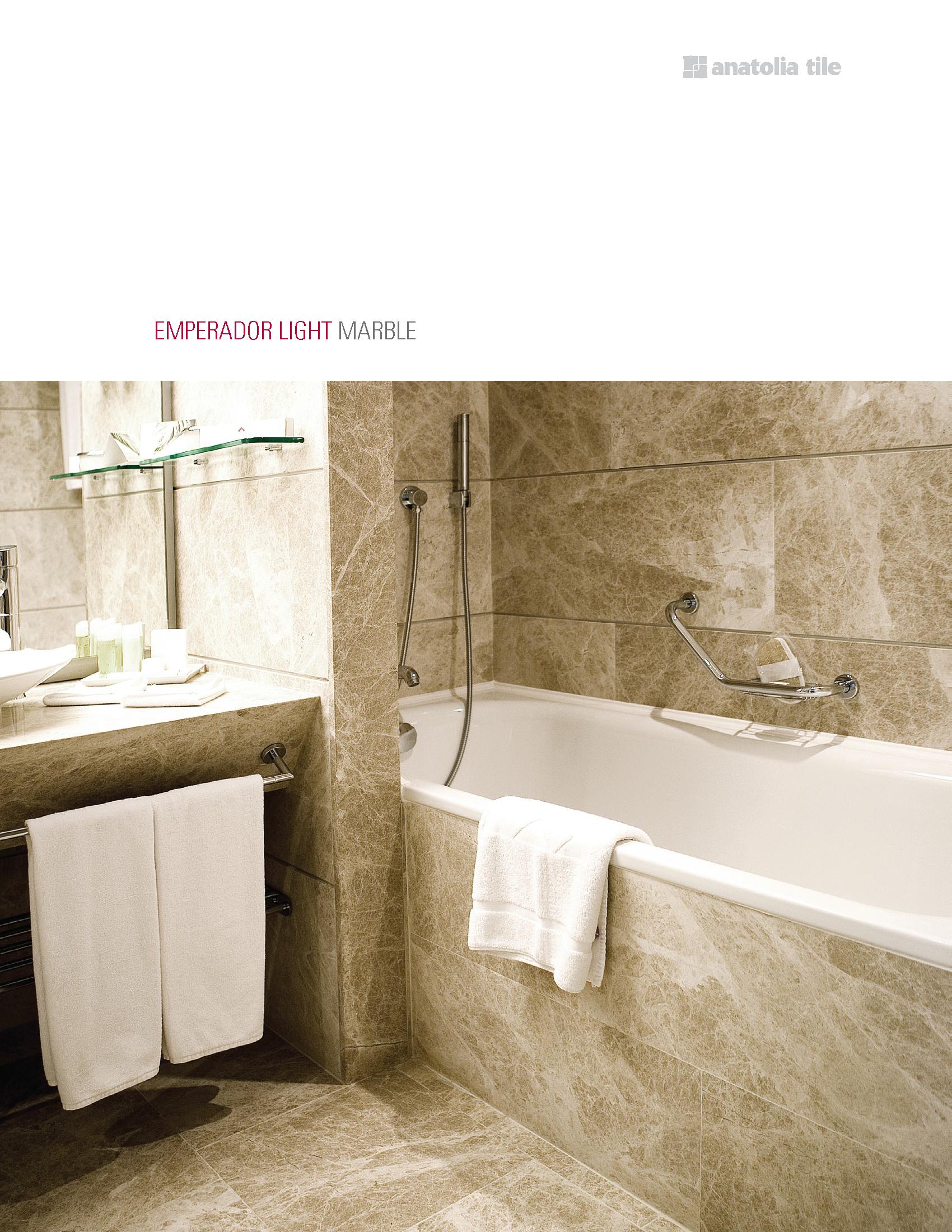 emperador light marble | anatolia tile natural stone | pinterest