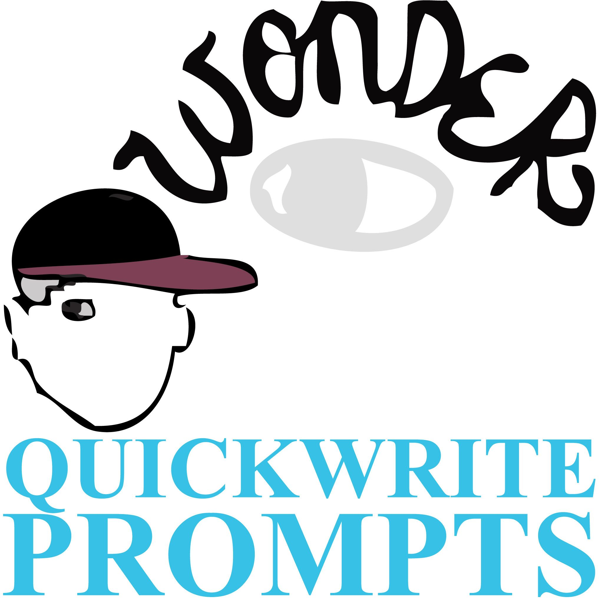 WONDER Palacio R.J. Novel Journal - Quickwrite Writing Prompts - PowerPoint  NOVEL = Wonder by R.J.