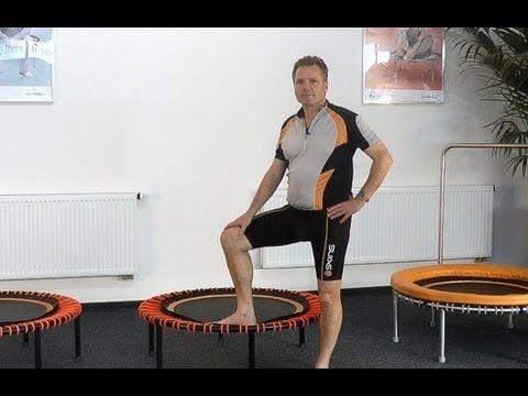 Abnehmen Mit Trampolin : trampolintherapeut wolfgang placht empfiehlt das bellicon minitrampolin bellicon trampolin ~ Watch28wear.com Haus und Dekorationen