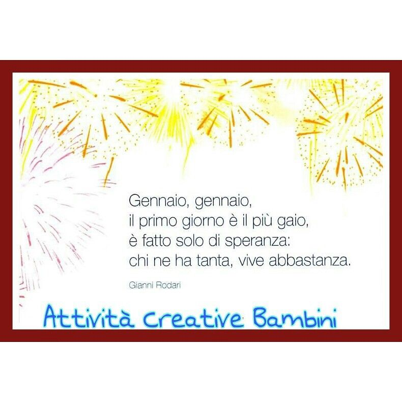 Poesie Di Natale In Dialetto Siciliano Per Bambini.Filastrocca Di Gennaio Filastrocche Girotondi Canzoni