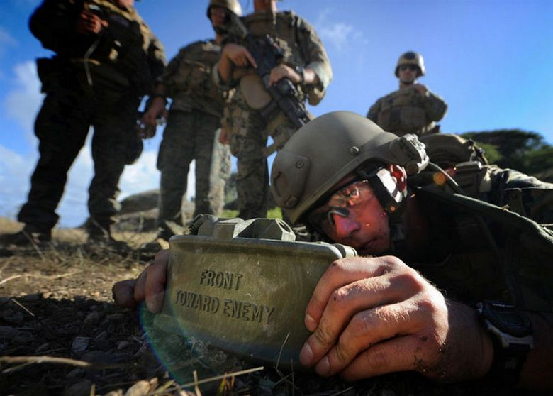 The Front Lines (30 Photos) United states marine corps