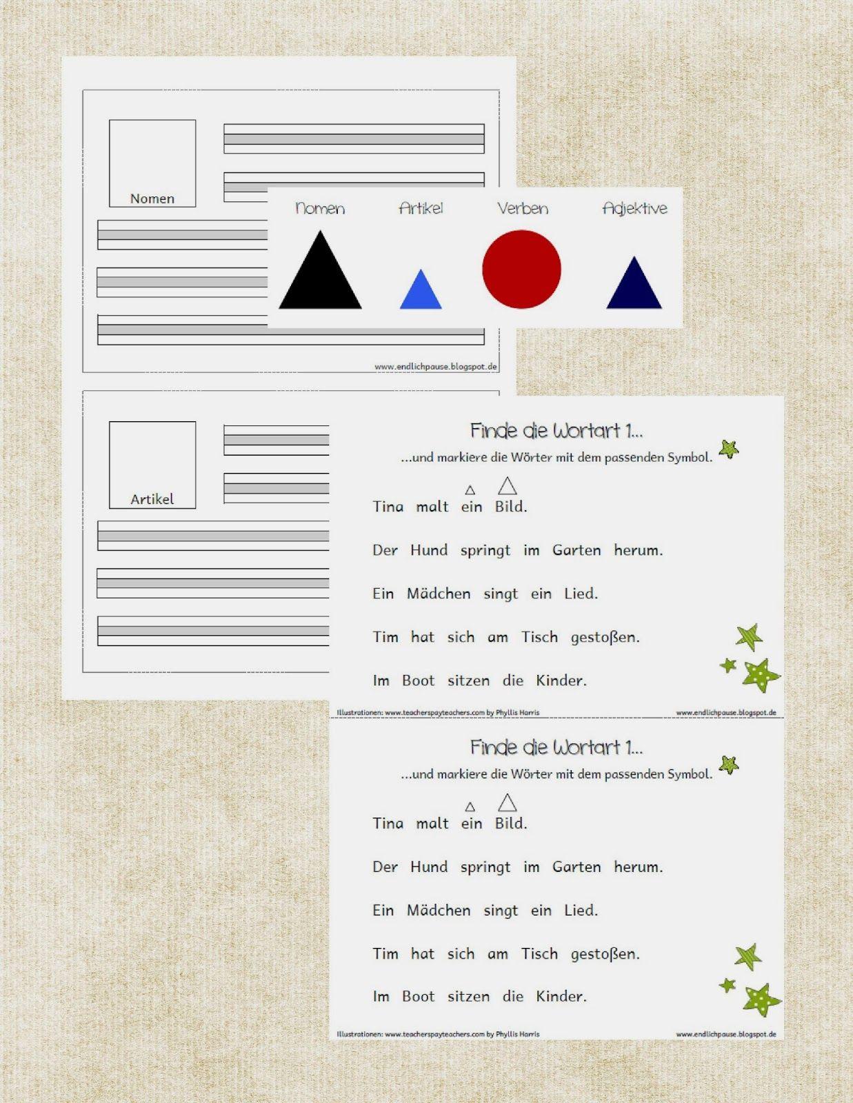 Tolle Seite für Grundschulmaterial   Montessori   Pinterest ...