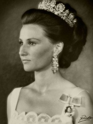 Crown Princess Sonja 1970