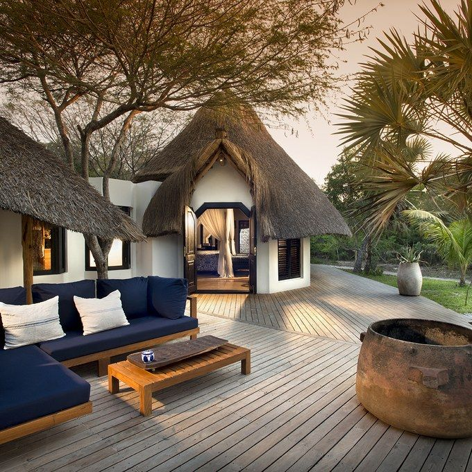 Stay At This New Beach Retreat On An Otherwise Untouched