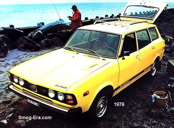 1978 Subaru 4wd Wagon Subaru Cars Subaru Subaru Wagon