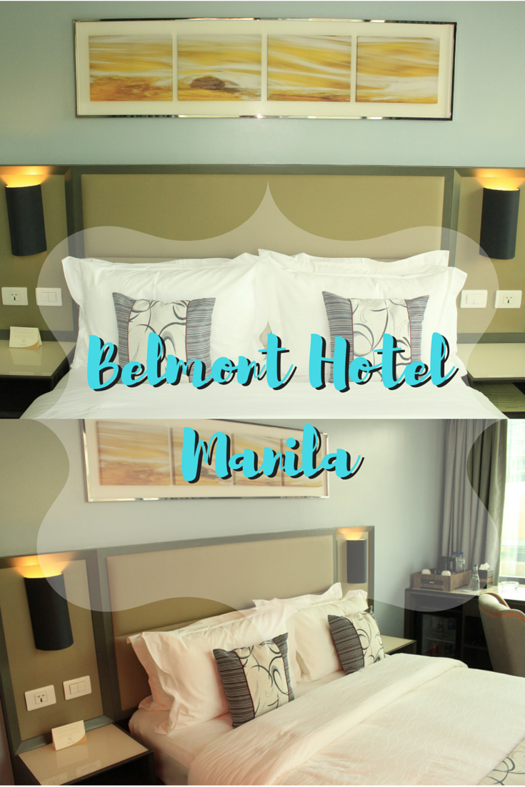 Check out Belmont Hotel Manila, 4-star hotel in Manila, Philippines. #hotel #hotelreview #travelblogger #blog