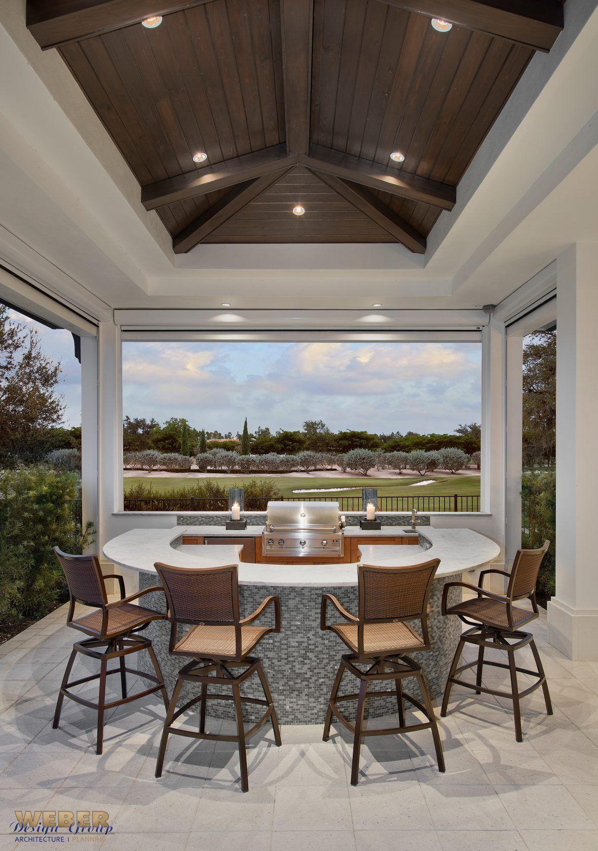 Golf Magazine Dream Home, Golf Course Home Build in Naples