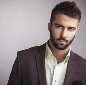 Barba e estilo.