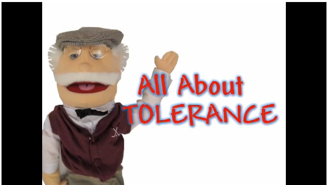 All about Tolerance: Mr. Stanley tells stories about accepting others