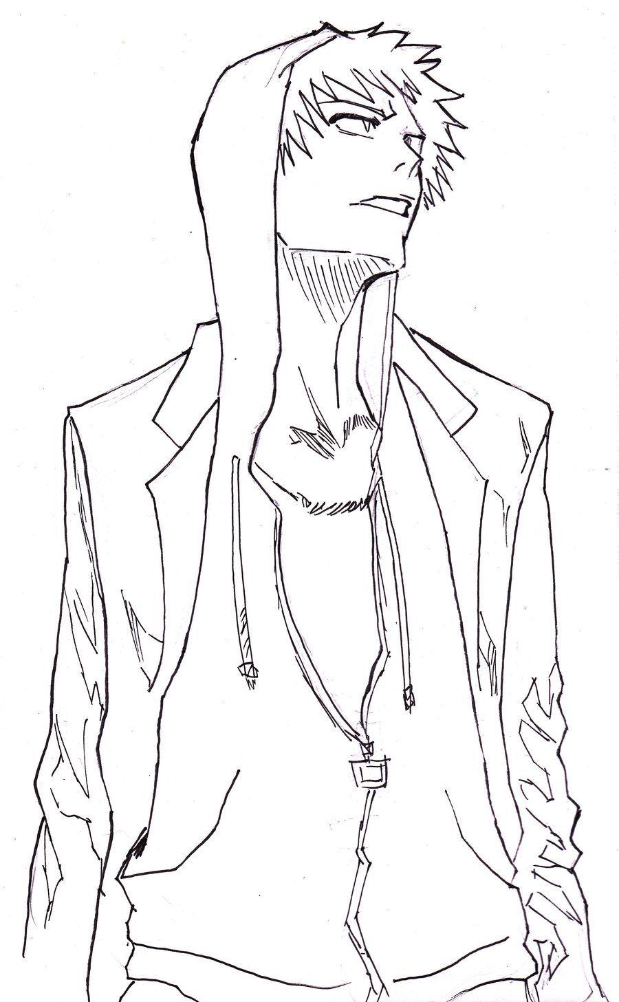 Ichigo Draw Pesquisa Google Desenho Ulquiorra Schiffer