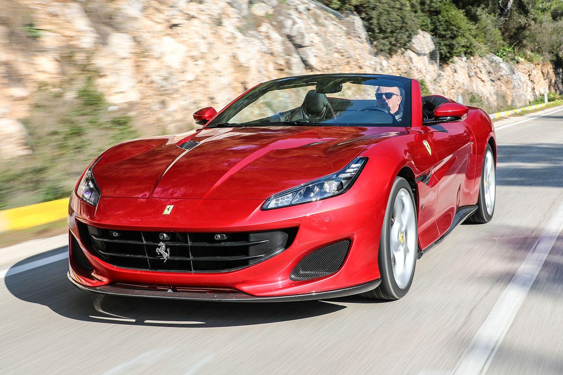 The Portofino Is The Cheapest New Ferrari You Can Buy But Is It More Convincing Than Its Predecessor The California T Ferrari New Ferrari Super Cars