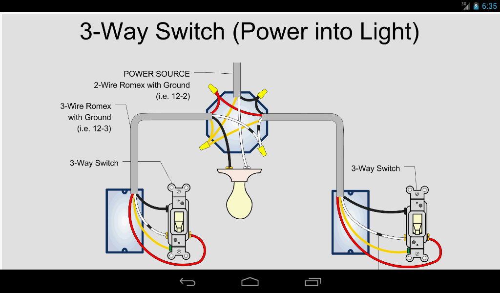 [FPER_4992]  electric toolkit home wiring for android free download and software reviews  cnet download com in 2020 | 3 way switch wiring, Light switch wiring, Electrical  wiring | Free Download 3 Way Wiring Diagram |  | Pinterest