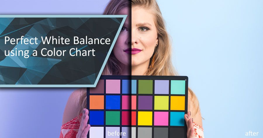How to get perfect white balance in lightroom