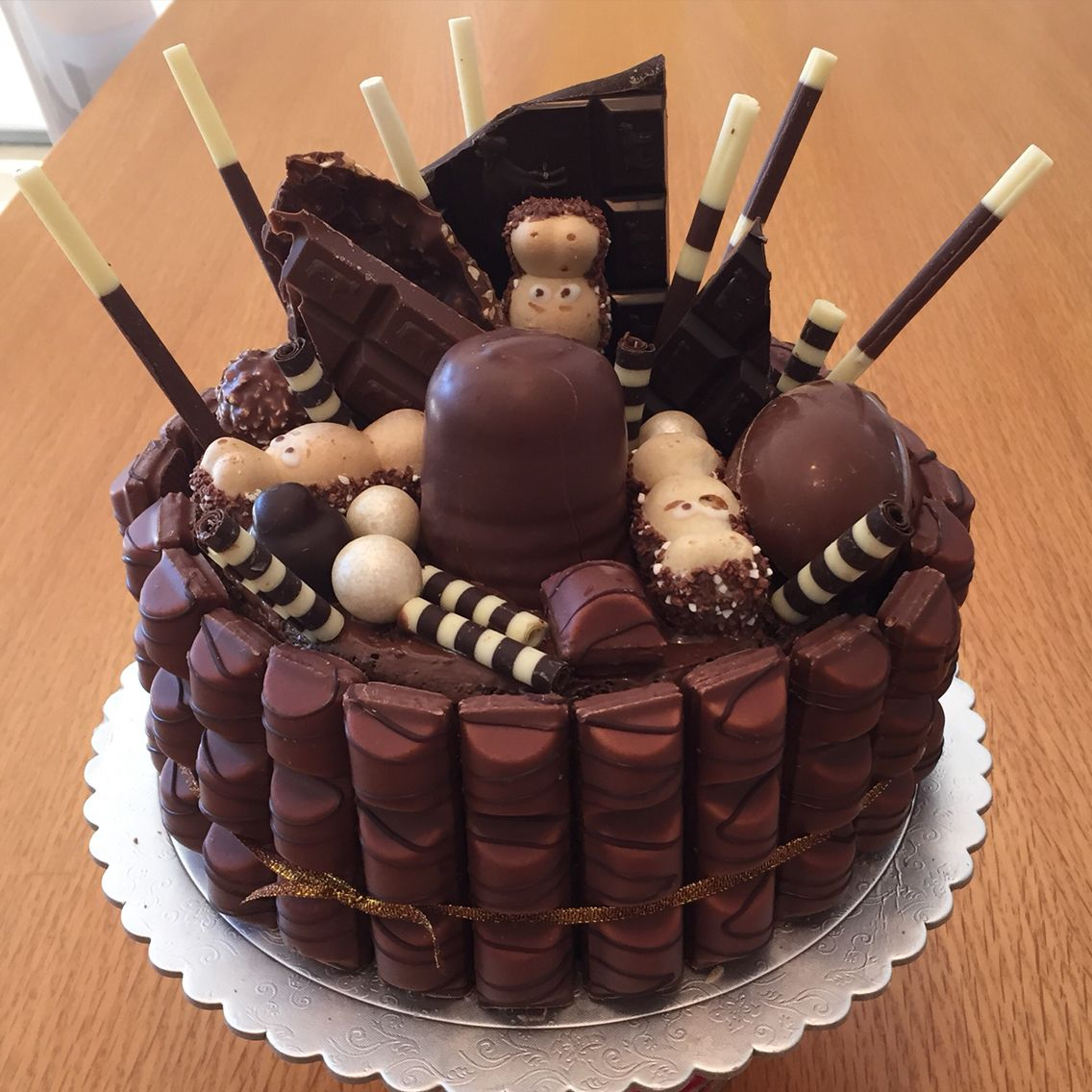 Chocolate Cake My Cakes Pinterest Chocolate Cake Chocolate
