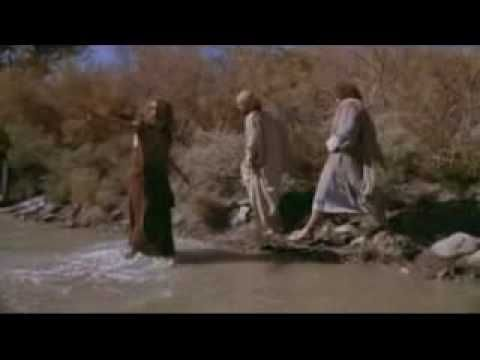 'The Gospel of John' - best Jesus film, starring Henry Ian Cusick