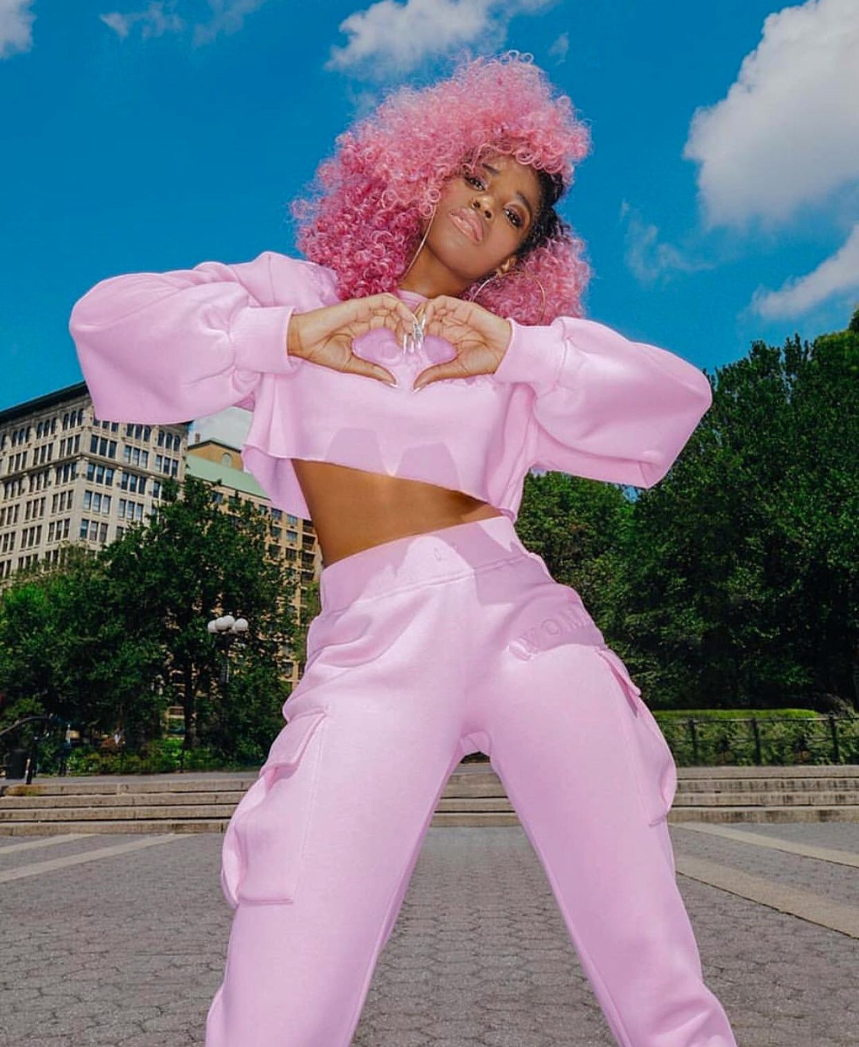 Aesthetics Image By Tahje Pink Fashion Pink Outfits