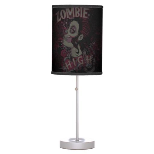 Zombie High Lamp