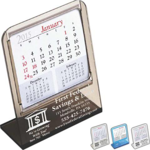 Promotional Stand Up Desk Calendar