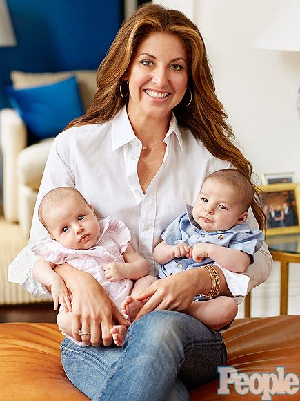 Dylan Lauren Introduces Twins Cooper Blue and Kingsley ...