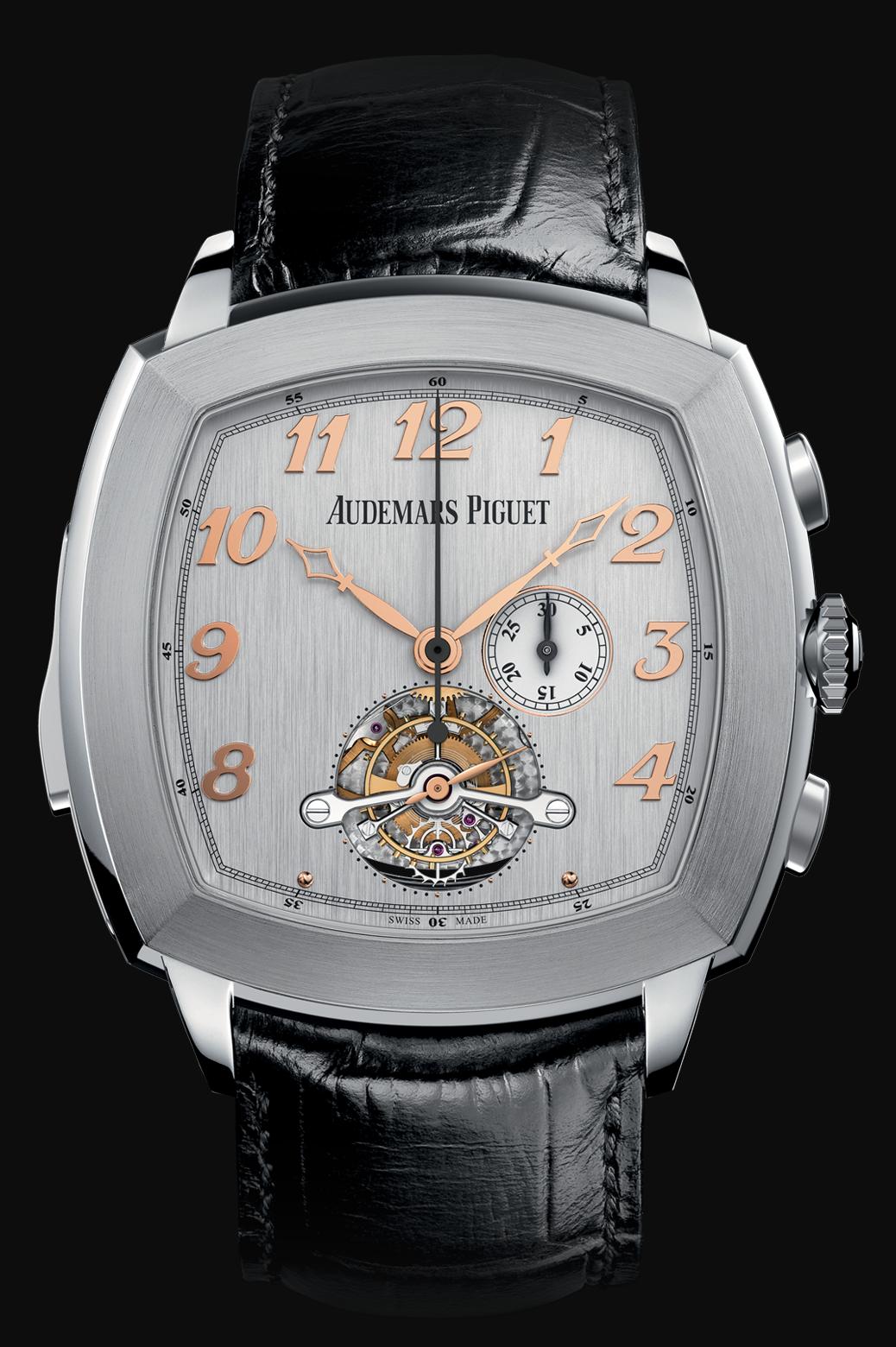 db7105ab26b Audemars Piguet Tradition Tourbillon Minute Repeater Chronograph ...