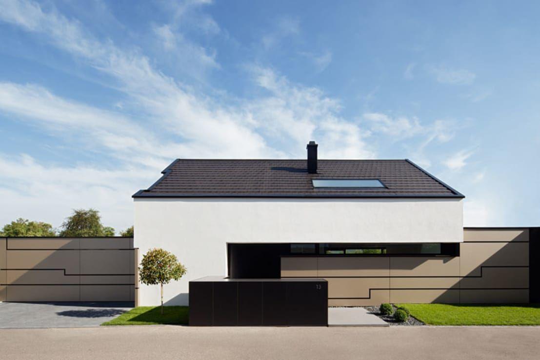 Wohnzimmer des modernen interieurs des hauses haus mit unglaublichem wohnzimmer  bauhaus architecture and arch