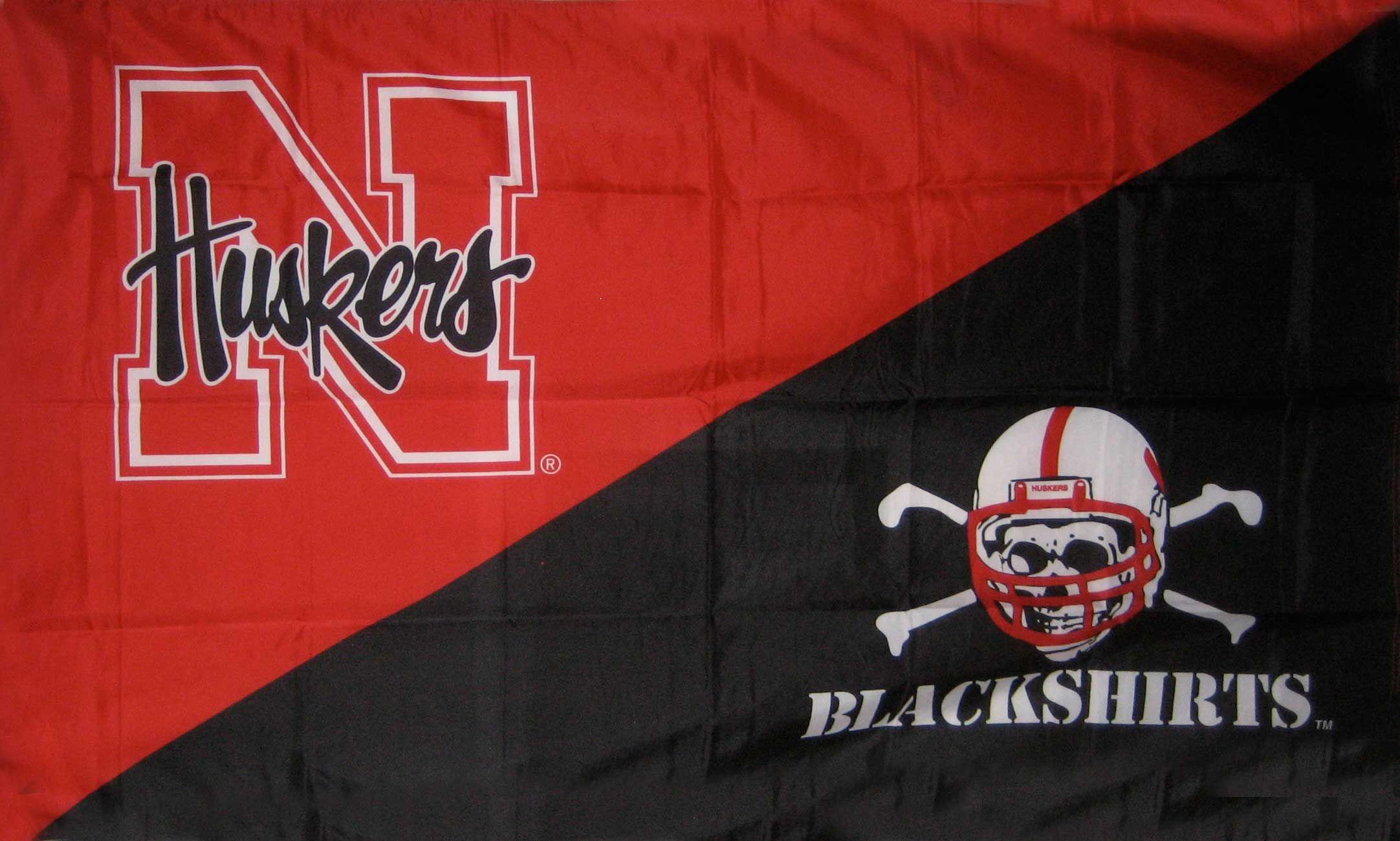 Pin By Shelley Schwarz On Nebraska Schwarztrikot Nebraska Blackshirts House Divided