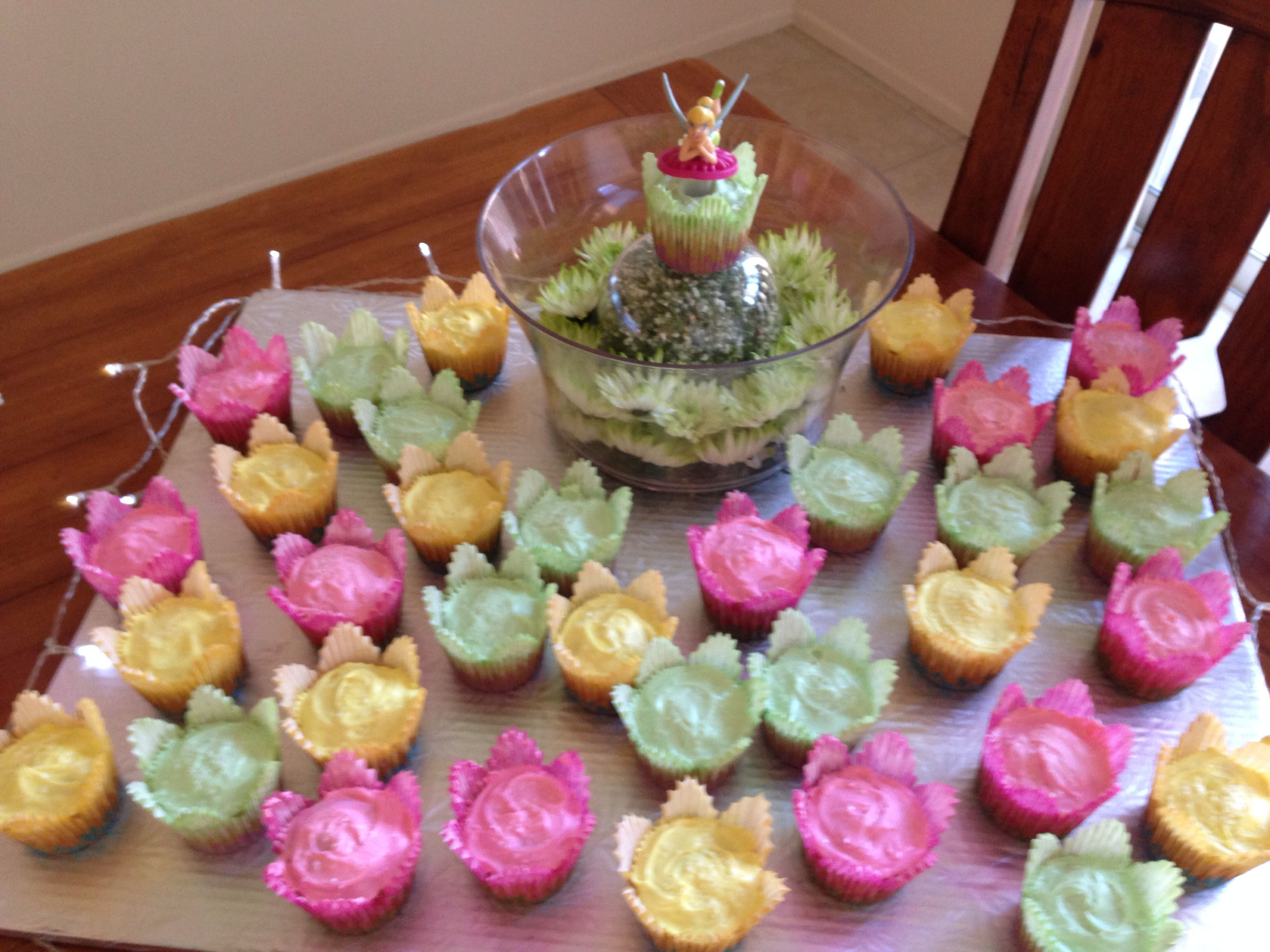 Tinkerbell Baby Shower