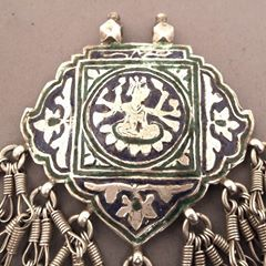 A closer view of this beautiful pendant...