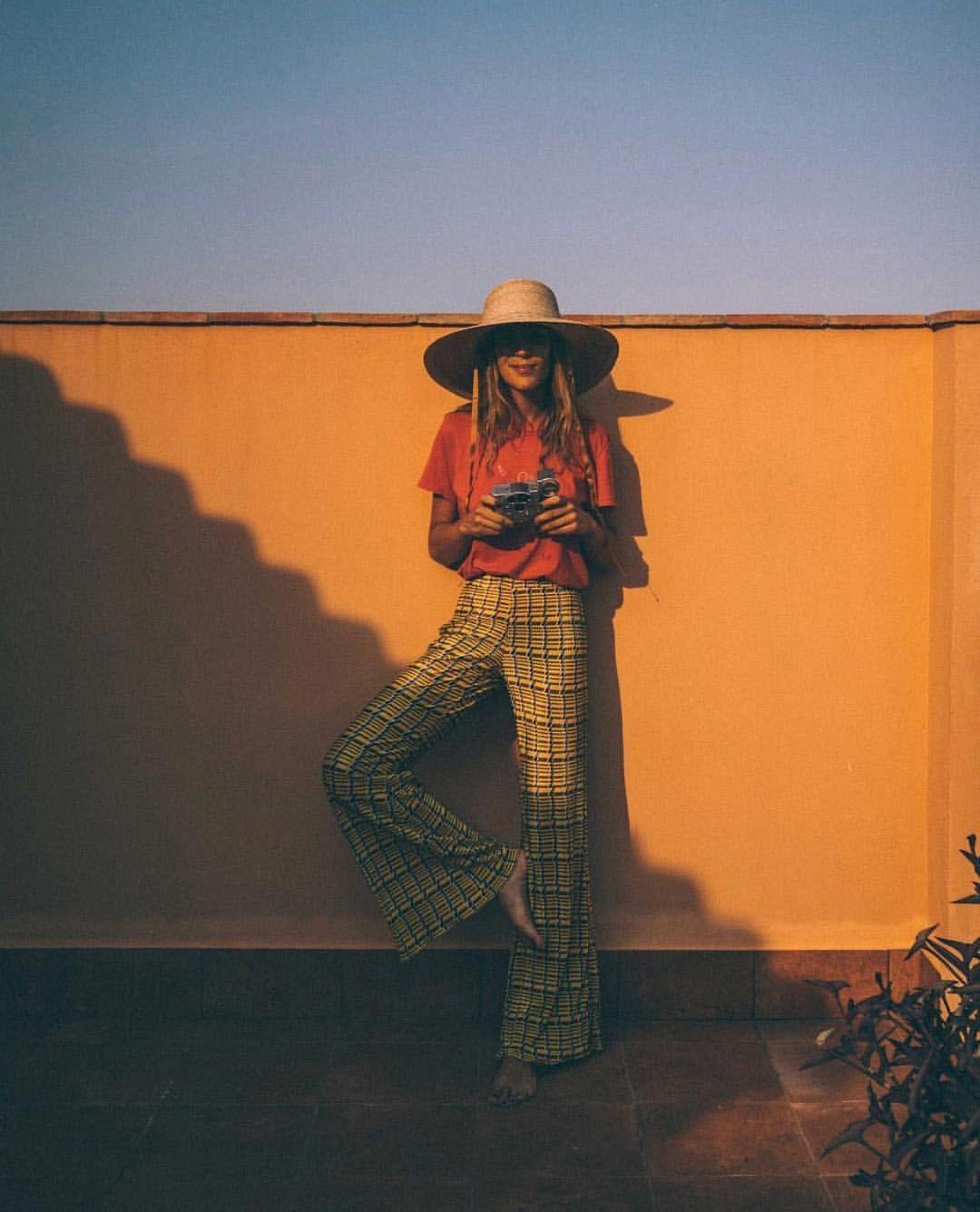 84b9f74b69 frecklesnur in the  Jaya  Straw Hat ✨  brixtonwomens
