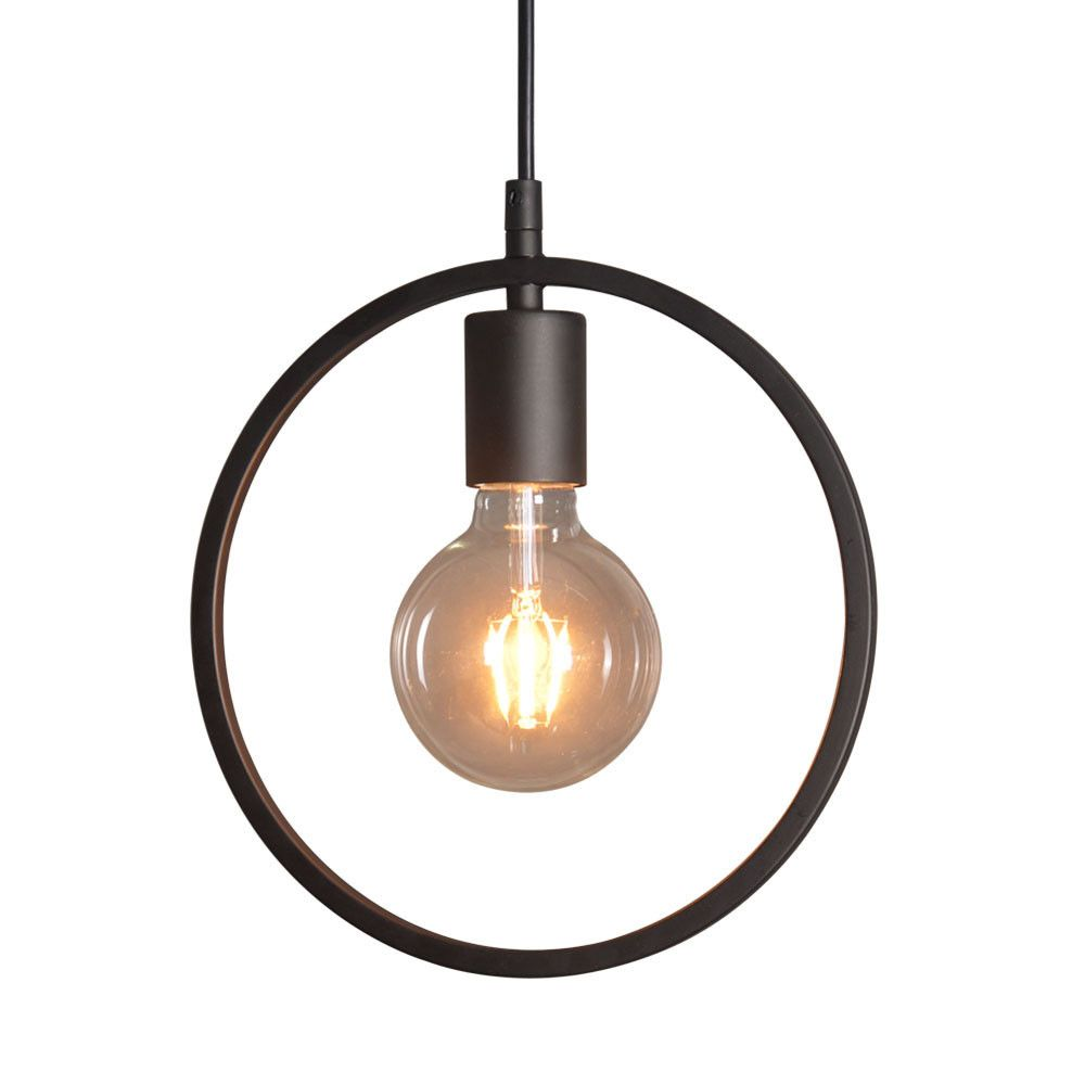 Westmenlights black geometric circle cord pendant light fixtures indus westmenlights edison industrial lighting supplier and designer