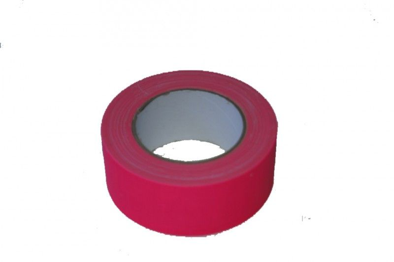 Fluor roze duct tape