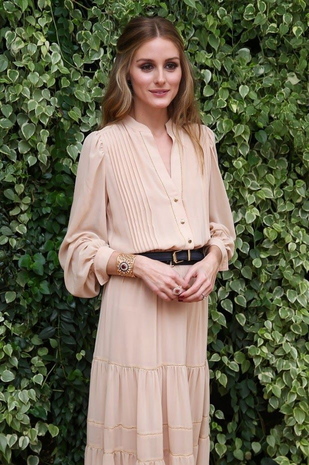 The Olivia Palermo Lookbook : Olivia Palermo At Emar Batalha Glam Collection Launch In São Paulo, Brazil