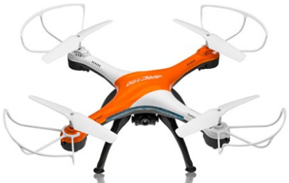5.OOTTOO HD 2MP Camera Drone