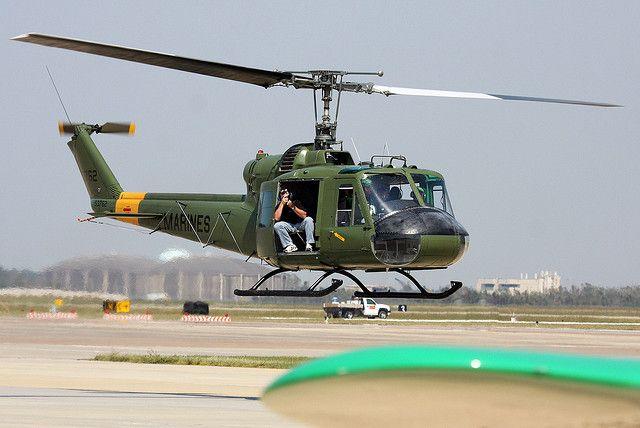 Bell UH-1E Huey