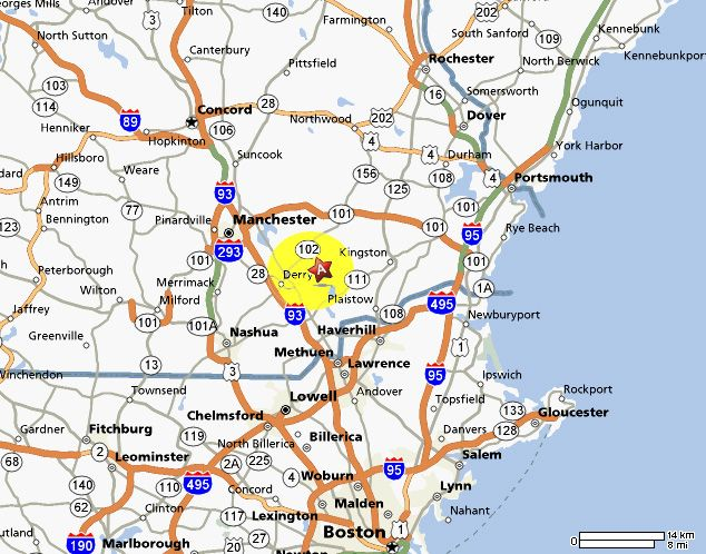 Astrology Services Contact Information ManchesterNH Pinterest - Manchester new hampshire map