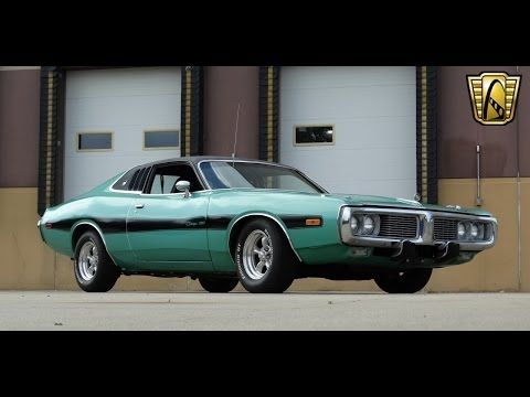 1974 Dodge Charger 440 SE for sale at Gateway Classic Cars STL