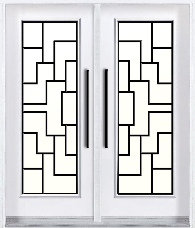 Contemporary wrought iron door design iron security doors u art
