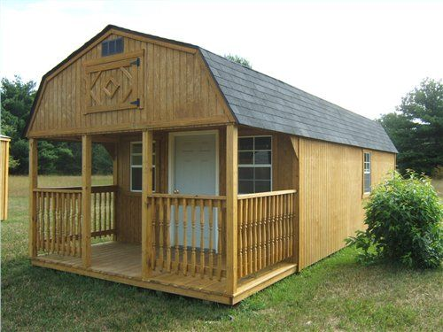 Rent To Own Sheds Shed Homes Shed To Tiny House Shed